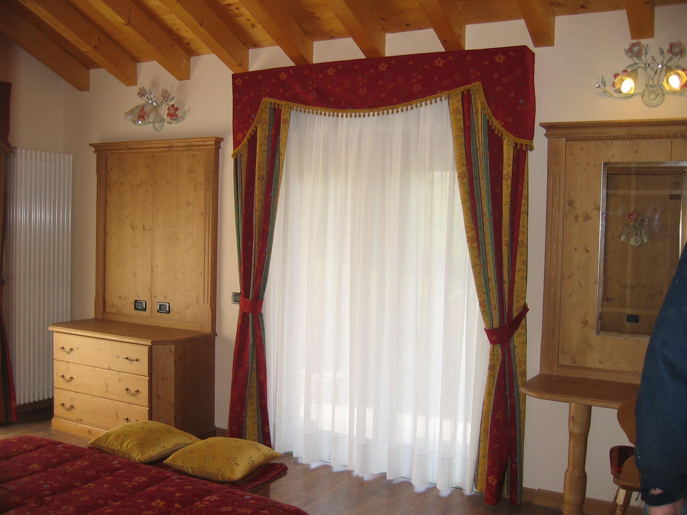 Tende Per Casa In Montagna.Tende Per Interno Cdm Design Casa Della Mantovana